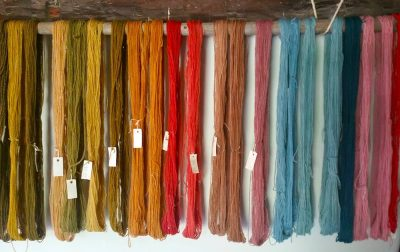 Natural Dyeing Adult Workshop