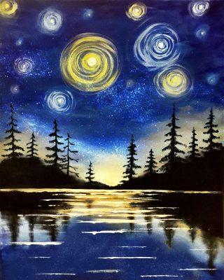 Starry Lake