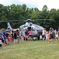 Touch-A-Truck Event