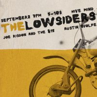 The Lowsiders // Joe Risdon and the 815 // Austin Wolfe