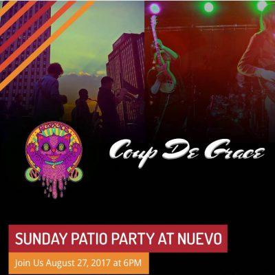 Nuevo Patio Party!