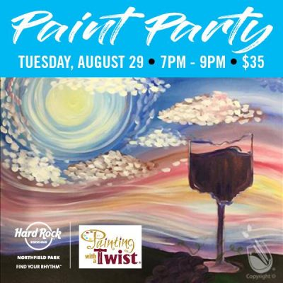 Paint Party with Painting With A Twist!