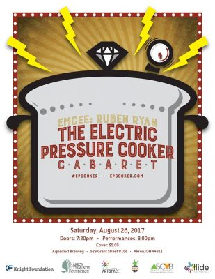 Electric Pressure Cooker Cabaret 30: Dirty Thirty