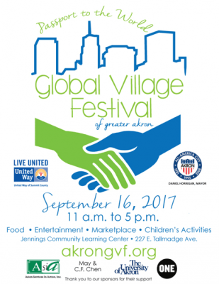 Global Village Festival of Greater Akron