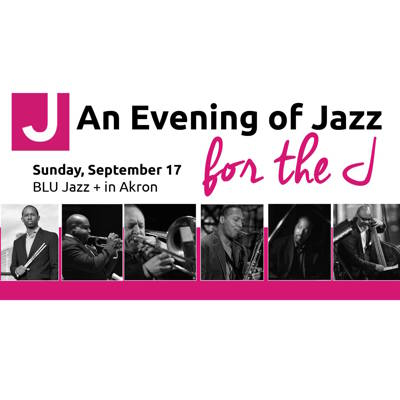An Evening of Jazz for the J at BLU Jazz+