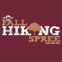 Fall Hiking Spree Kickoff