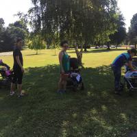 Free Lengthen & Lean (yoga) Class - Firestone Park