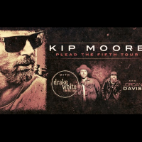 Kip Moore's Plead The Fifth Tour