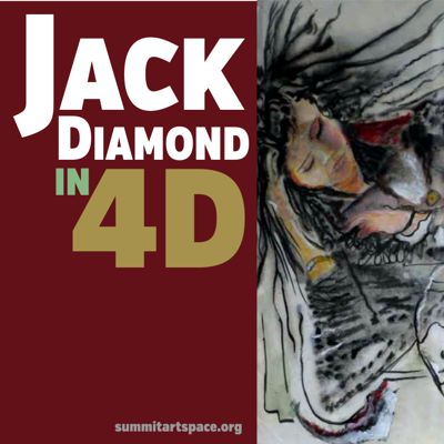 Jack Diamond art show Aug. 25-Oct.14 at Nine Muses