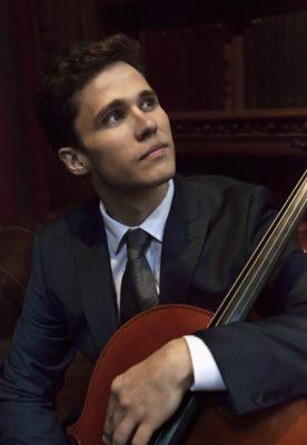 Dane Johansen, cello