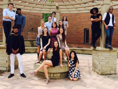 Baldwin Wallace Music Theatre Students