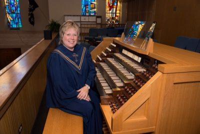 Lynn Steward, Organ Concert, 50th Anniversary