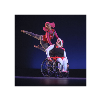 Childrens Concert Society presents Daring to be Dumbo performed by Dancing Wheels Company