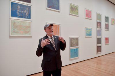 Artist Talk: Michael Loderstedt