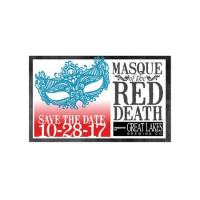 Masque of the Red Death Masquerade Ball sponsored by Great Lakes Brewing Co.