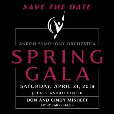 2018 Akron Symphony Orchestra Spring Gala