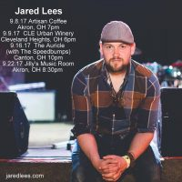 Jared Lees at Artisan Coffee