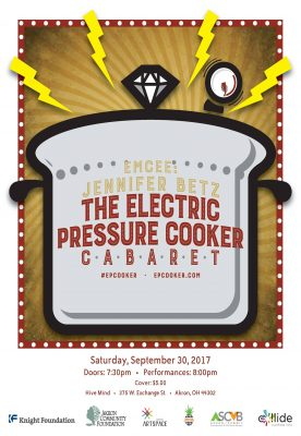 Electric Pressure Cooker Cabaret 31: The Bee's Knees