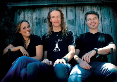 Travis Larson Band Concert
