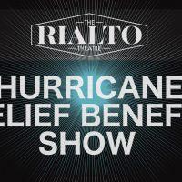 Hurricane Relief Benefit Show