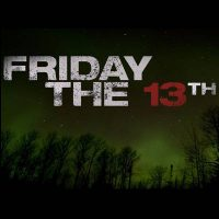 Friday the 13th Party Train