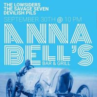 DEVILISH PILS/The Lowsiders/The Savage Seven