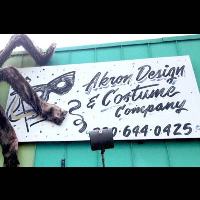 PART-TIME JOB OPPORTUNITIES at Akron Design and Costume