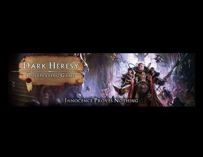 Dark Heresy RPG