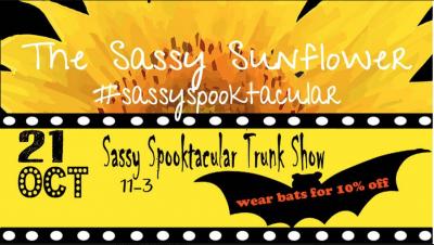 Sassy Spooktacular Trunk Show