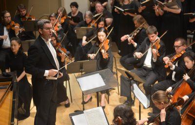 Kent Chorus and KSU Orchestra: Messiah Sing-Along