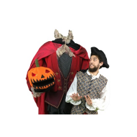 Madcap Puppets present The Legend of Sleepy Hollow - Onsale 9/8 Sponsored by Akron Childrens Hospita