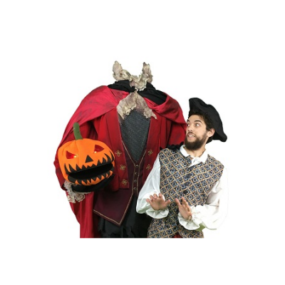 Madcap Puppets present The Legend of Sleepy Hollow...