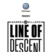 Warren Miller presents Line of Descent - Onsale 9/8 Presented by Volkswagon