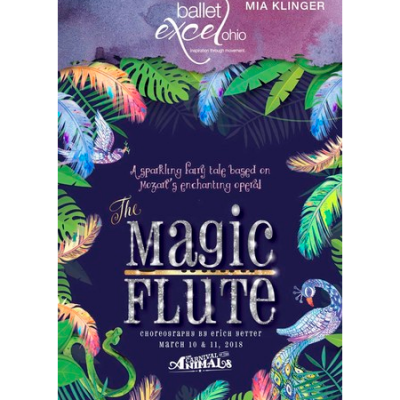 Ballet Excel presents The Magic Flute - Onsale 10/2