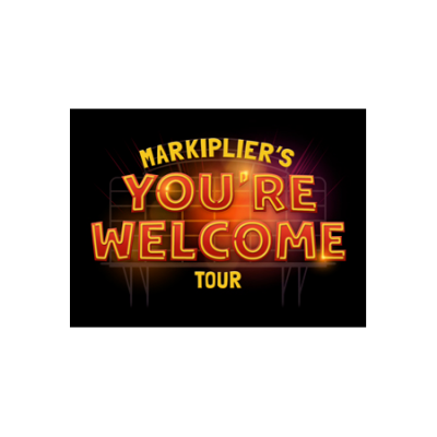 Markiplier presented by Akron Civic Theatre The CreativeSummit