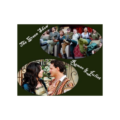 The Green Show and Romeo and Juliet presented by Ohio Shakespeare Festival