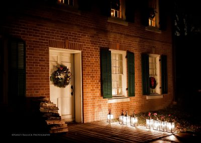 Holiday Lantern Tours 2017