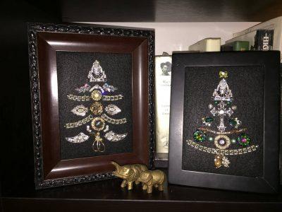 Upcycled Jewelry Tree Workshop