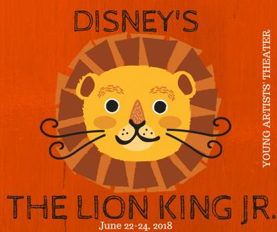 "Disney's ""The Lion King, Jr."""