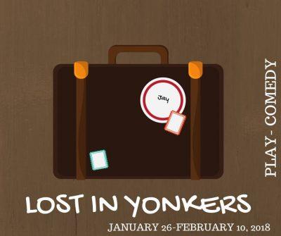 """Lost in Yonkers"" by Neil Simon"