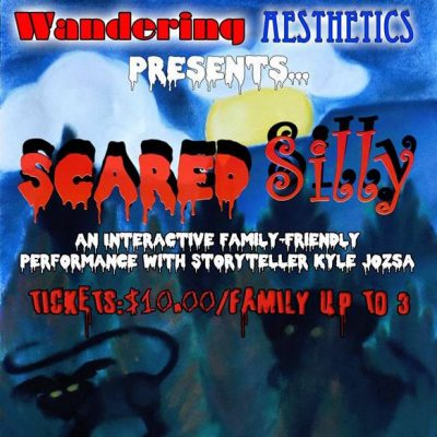 Scared Silly (An Interactive Family-Friendly Perfo...