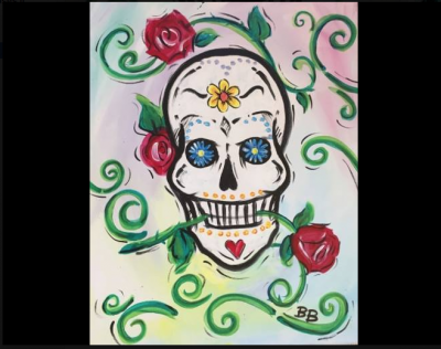 Skull and Roses ll