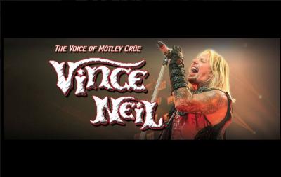 Vince Neil of Motley Crue
