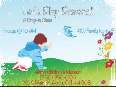Let's Play Pretend!