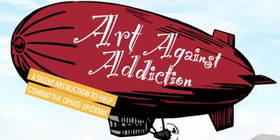 Art Against Addiction - Fundraiser