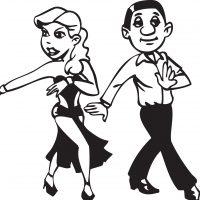 Line Dance with Sarah