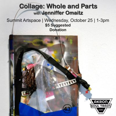 Collage: Whole and Parts Workshop