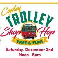 3rd Annual Trolley Shop Hop / 50th Annual Circle Lighting