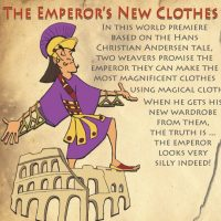 """The Emperor's New Clothes"""