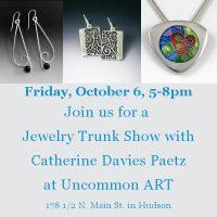 Jewelry Trunk Show with Catherine Davies Paetz